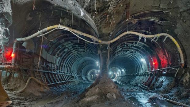 Cârtiţele metalice încep, la 15 septembrie, să sape la primului tunel la metroul de Drumul Taberei