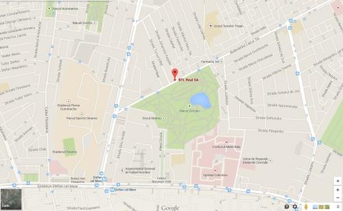 București Lacul Tei Parcul Circului